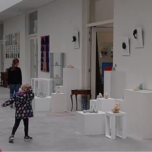 Atelier Monique Sleegers Utrecht ingang hal