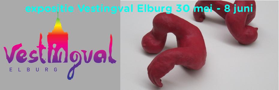 Expositie Vestingval Elburg 30 mei - 8 juni 2019