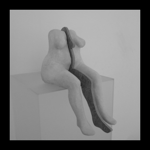 beeldende kunst: Gespleten II