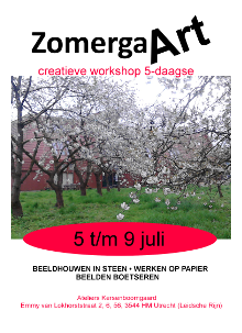 workshop ZomergaArt