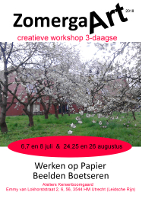 workshop Beelden Boetseren