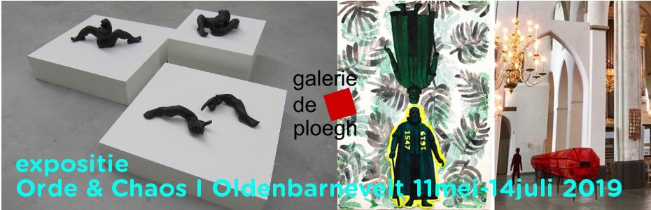 expositie Orde en Chaos I Oldenbarnevelt Joriskerk Amersfoort 11mei-14juli