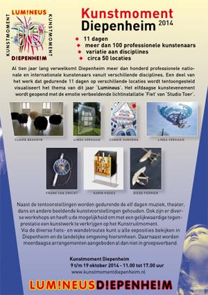 Expositie Kunstmoment Diepenheim
