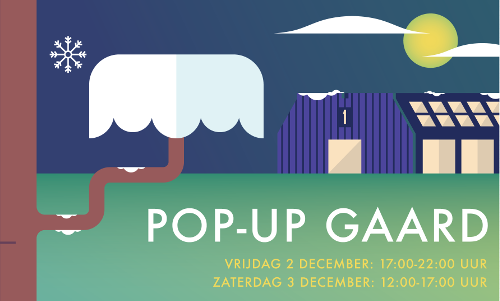 pop-up-gaard ateliers Kersenboomgaard