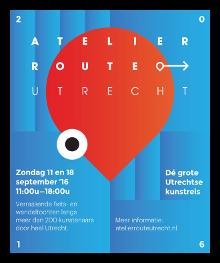expositie Atelier Route