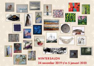 uitnodiging expositie wintersalon_galerie de Ploegh Amersfoort