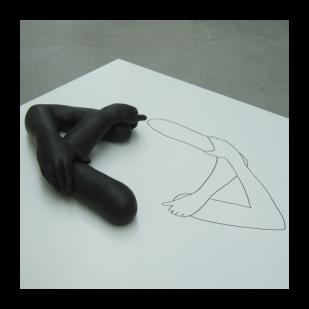 sculptuur AanGeraakt I