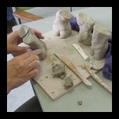 workshop torso boetseren