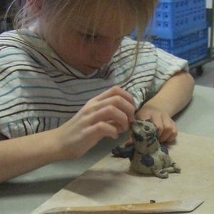 kunstproject kinderen BSO