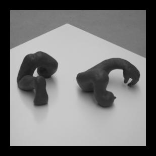 sculpture Duet Monique Sleegers